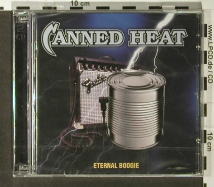 Canned Heat: Eternal Boogie, FS-New, Musik Avenue(), EU, 2004 - 2CD - 93717 - 9,00 Euro
