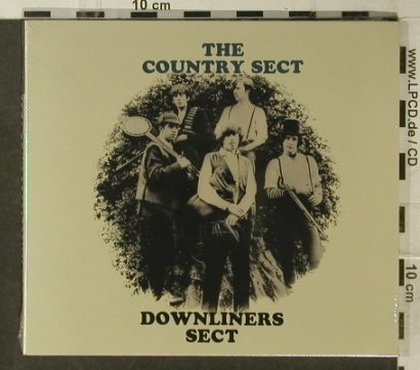 Downliners Sect: The Country Sect, Digi, FS-New, Repertoire(REP 5036), D, 2005 - CD - 95694 - 9,00 Euro