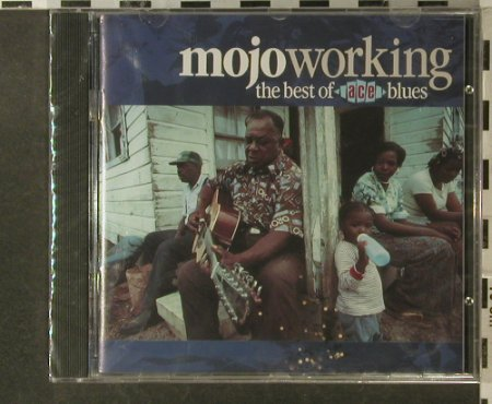 V.A.Mojo Working-Best Of ACE Blues: 20 Tr., FS-New, ACE(CDCHK 964), UK, 1995 - CD - 95733 - 7,50 Euro
