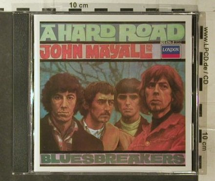 Mayall,John & Bluesbreakers: A Hard Road(67), London(820 474-2), D, 1987 - CD - 96172 - 7,50 Euro