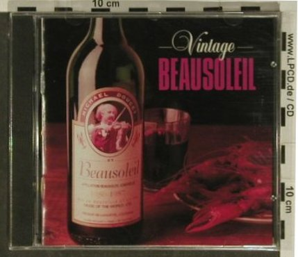 Vintage Beausoleil: Same, FS-New ( Cajun ), Music o.W.(CDC-213), US, 1995 - CD - 97432 - 6,00 Euro