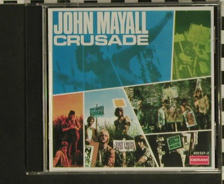 Mayall,John: Crusade(67), London(820 537-2), D, 1987 - CD - 97565 - 7,50 Euro