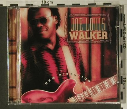 Walker,Joe Louis: New Directions, Provogue(PRD 7148 2), , 2004 - CD - 98667 - 7,50 Euro