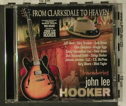 Hooker,John Lee by V.A.: From Clarksdale To Heaven, Eagle(EAGCD228), D, 2002 - CD - 99123 - 7,50 Euro