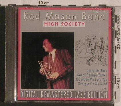 Mason Band,Rod: High Society, FS-New, Pastels(20.1653), EEC,  - CD - 99591 - 4,00 Euro