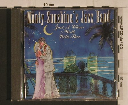 Monty Sunshine's Jazz Band: Just A Closer Walk With Thee, Timeless(TTD 592), NL, 1995 - CD - 99698 - 7,50 Euro
