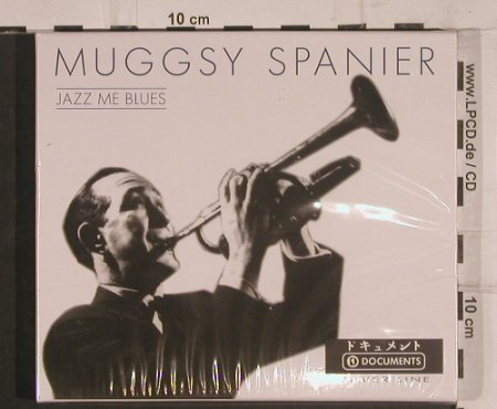 Spanier,Muggsy: Jazz Me Blues, FS-New, TIM(), CZ, 2001 - CD - 99702 - 5,00 Euro