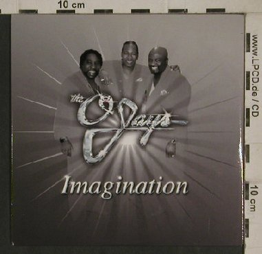 O'JAYS: Imagination, 11Tr.Promo,Digi, Sanctuary(SANPR322), EU, 2004 - CD - 80585 - 5,00 Euro