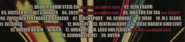 Nockout: Egotrip, FS-New, K.M.K.(KMK002), , 2010 - CD - 80667 - 7,50 Euro