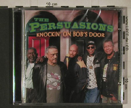 Persuasions: Knocking' on Bob's Door, FS-New, Music Avenue(250 286), EU, 2011 - CD - 80668 - 7,50 Euro