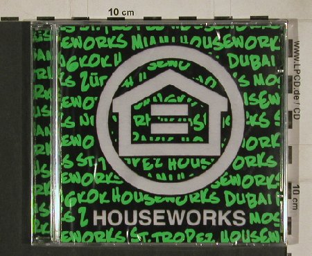 V.A.Houseworks Boom One: The Ultimative Hits, Clubstar(CLS0002312), , 2011 - 2CD - 80737 - 10,00 Euro