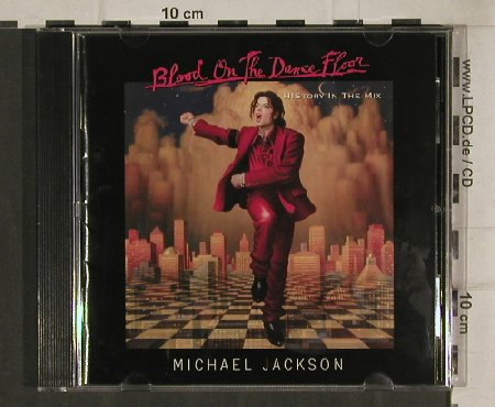 Jackson,Michael: Blood On The Dance Floor, Epic(), A, 1997 - CD - 81035 - 5,00 Euro