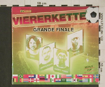 Viererkette: Grande Finale*6, Digi, FS-New, Columbia(FOR 672856 2), , 2002 - CD5inch - 81128 - 4,00 Euro