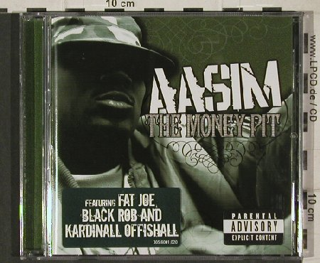Aasim: The Money Pit, Grind Music(ACM1001), , 2005 - CD - 81175 - 7,50 Euro