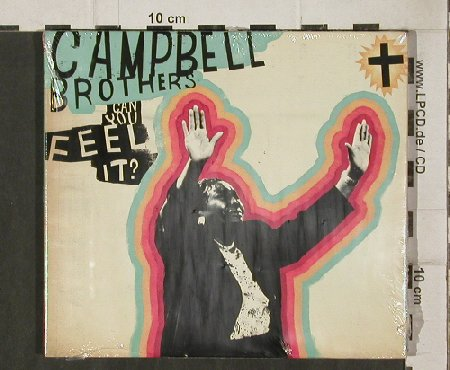 Campbell Brothers: Can You Feel It?, Digi, FS-New, Ropeadope(RCD16057), EU, 2005 - CD - 81230 - 7,50 Euro