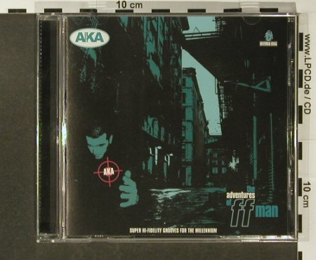 AKA Project: The Adventures of F-F Man, InternBass(), UK, 1999 - CD - 82683 - 5,00 Euro
