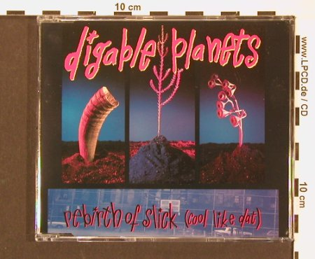 Digable Planets: Rebirth Of Slick*3, Elektra(EKR 159), D, 1993 - CD5inch - 82693 - 3,00 Euro