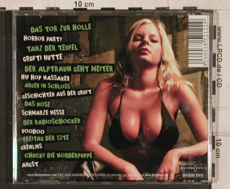 Manny Marc & Reckless: Horror Party, Bassboxxx Rec.(), , 2006 - CD - 82736 - 12,50 Euro