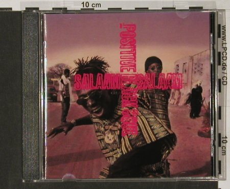 Positive Black Soul: Salaam, Mango(), , 1995 - CD - 82751 - 7,50 Euro