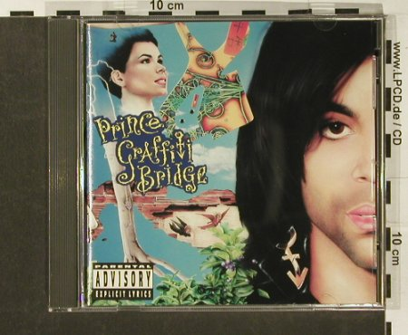 Prince: Graffiti Bridge, Paisley Park(), US, co, 1990 - CD - 82777 - 5,00 Euro