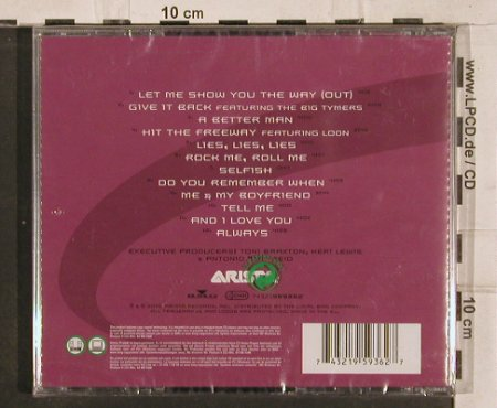 Braxton,Tony: More Than A Woman, FS-New/Neu, Arista(), EU, 2002 - CD - 82870 - 11,50 Euro