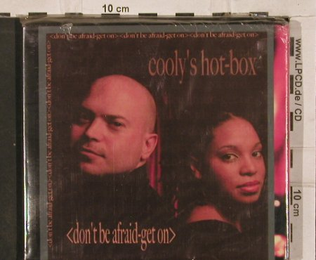 Cooly's Hot Box: Don'T Be Afraid, Digi, FS-New, Purpose Rec.(Dome CD 49), UK, 2004 - CD - 82876 - 8,00 Euro