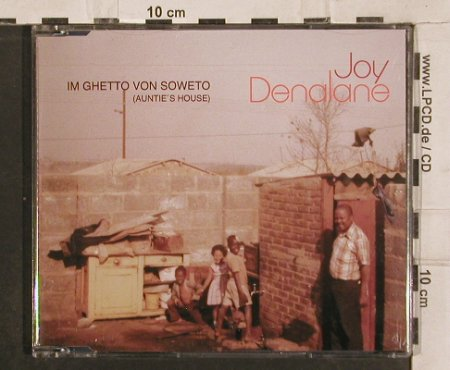 Denalane,Joy: Im Ghetto von Soweto1Tr,Promo,Facts, Four Music(), A, 2002 - CD5inch - 82885 - 3,00 Euro