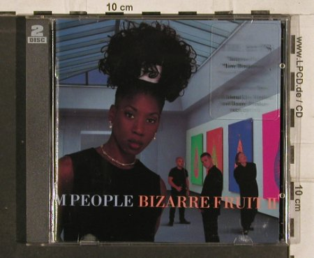 M People: Bizarre Fruit, Deconstruction(), UK, 1994 - 2CD - 82912 - 7,50 Euro