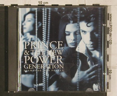 Prince & NPG: Diamonds and Pearls, WB(759925379-2), D, 1991 - CD - 82920 - 7,50 Euro