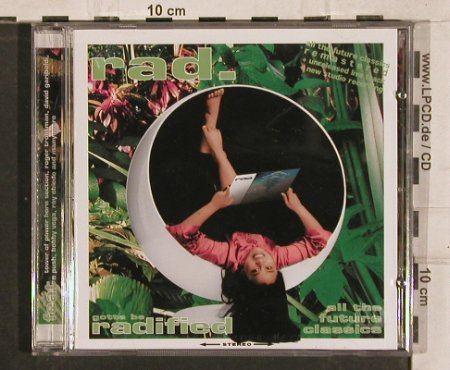 RAD.: Gotta Be Radified, Soulciety(), D, 00 - CD - 82922 - 5,00 Euro
