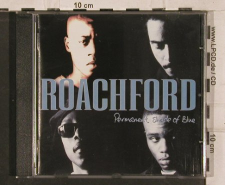 Roachford: Permanent Shade Of Blue, Columbia(), A, 1994 - CD - 82924 - 5,00 Euro