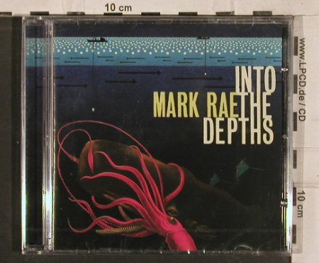 Rae,Mark: Into the Depths, Grand Central(), UK, 2004 - CD - 82928 - 7,50 Euro