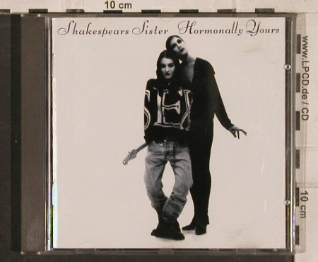 Shakespears Sister: Hormonally Yours, London(), D, 1992 - CD - 82930 - 5,00 Euro