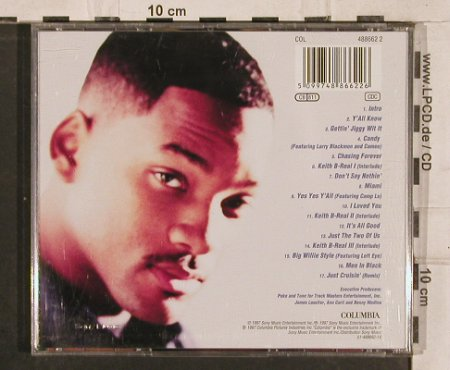 Smith,Will: Big Willie Style, Columbia(488662 2), A, 1997 - CD - 82931 - 7,50 Euro