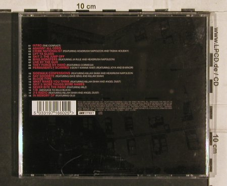 Tragedy Khadafi: Against all Odds, Gee Street(), , 2001 - CD - 82938 - 10,00 Euro