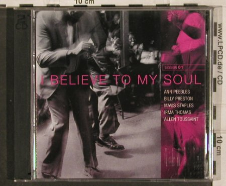 V.A.I Believe to my Soul: Session 1, Work Song(R2 73189), US,Promo, 2005 - 2CD - 82945 - 6,00 Euro