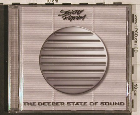 V.A.Deeper State of Sound: 18 Tr., StrictlyR.(), D, 1998 - CD - 82949 - 5,00 Euro