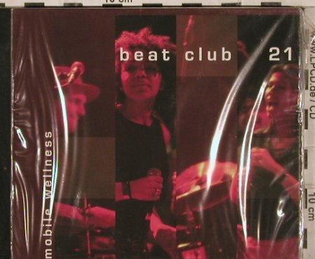 Beat Club 21: Mobile Wellness, FS-New, INFRACom!(103-2), D, 2003 - CD - 83199 - 10,00 Euro