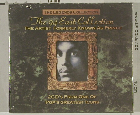 Prince: The 94 East Collection,17Tr.FS-New, Dressed tK(), UK, 01 - 2CD - 90015 - 11,50 Euro