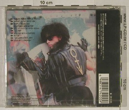 Prince: Thieves In The Temple*3+6, FS-New, WB(WPCD 4200), J, 90 - CD5inch - 90077 - 12,50 Euro