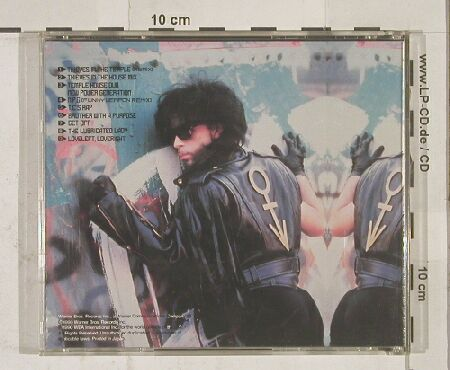 Prince: New Power Generation, 9Tr., WB(WPCP-4200), J, 90 - CD - 90181 - 10,00 Euro