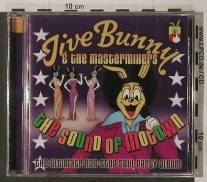 Jive Bunny & the Mastermixers: The Sound of Motown,30Tr., UnionSq.(), EU,FS-New, 2000 - CD - 91969 - 7,50 Euro