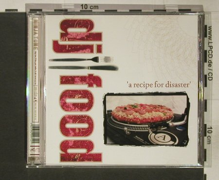 Dj Food: A Recipe for Disaster, Ninja Tune(zen cd20), UK, 1995 - CD - 92369 - 11,50 Euro