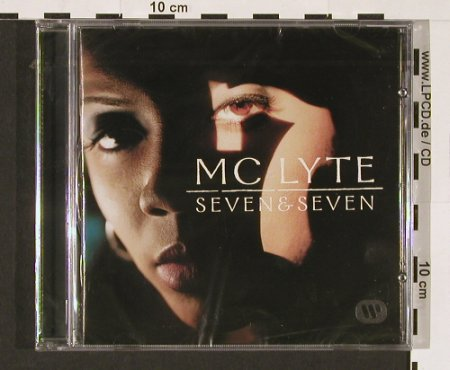 Mc Lyte: Seven & Seven, FS-New, Elektra(), D, 1998 - CD - 92805 - 9,00 Euro