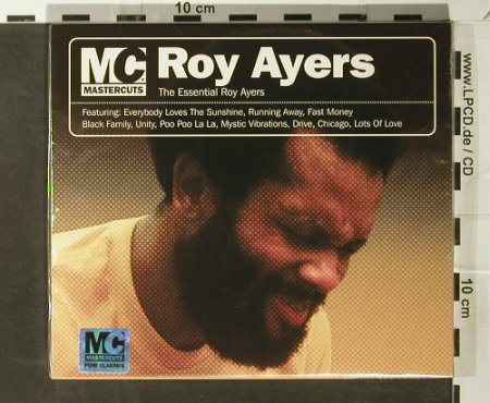 Ayers,Roy: The Essential, FS-New, MC Mastercuts(), UK, 2005 - CD - 93718 - 10,00 Euro