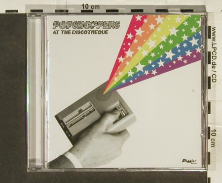 Popshoppers: At The Discotheque, FS-New, Diggler(), ,  - CD - 94469 - 10,00 Euro