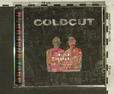 Coldcut: Sound Mirrors, Ninja Tune(ZENcd115), EU, 2006 - CD - 94526 - 10,00 Euro