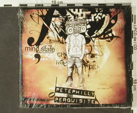 Pete Philly & Perquisite: Mind. State, Digi, FS-New, Unexpected Rec.(), , 2005 - CD - 94548 - 11,50 Euro
