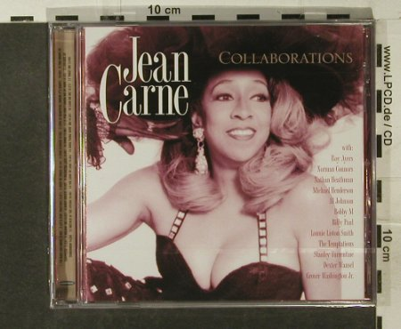 Carne,Jean: Collaborations, FS-New, Expansion Record(EXCL 2), UK, 2002 - CD - 95086 - 11,50 Euro