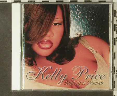 Price,Kelly: Soul Of A Woman, Island(524 516-2), D, 1998 - CD - 95381 - 10,00 Euro